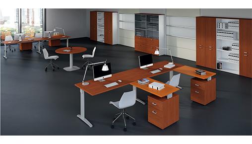 Mobili per ufficio idea ufficio for Mobili metallici per ufficio